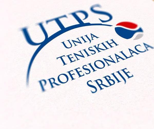 utps-tennis-logo-design
