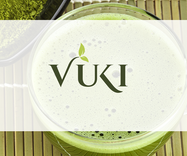 vuki-tea-logo-design