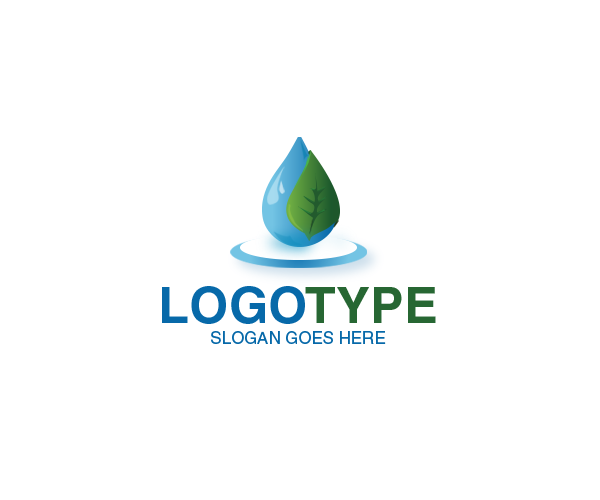 water-and-natural-logo-download-free