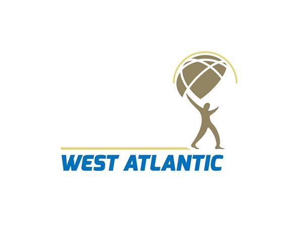 west-atlantic-logo-design-for-cargo-business