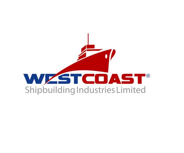west-coast-ship-cargo-logo-design