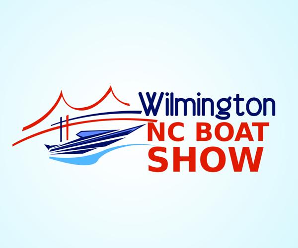 wilmington-nc-boat-show-logo-designer