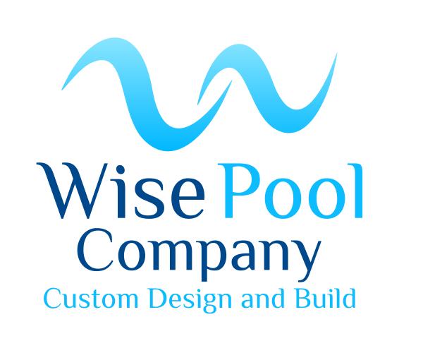 wise-pool-company-logo-design-custom