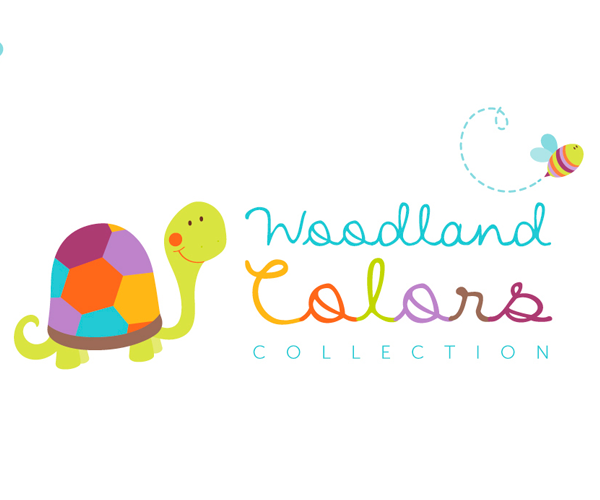 woodland-colors-collection-logo-design