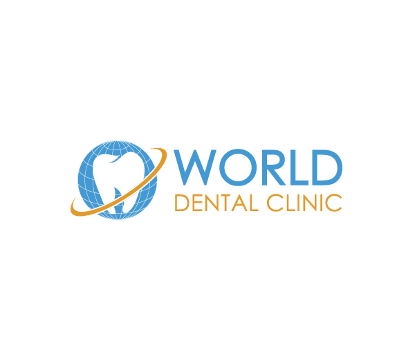 world-dental-clinic-design-logo-free