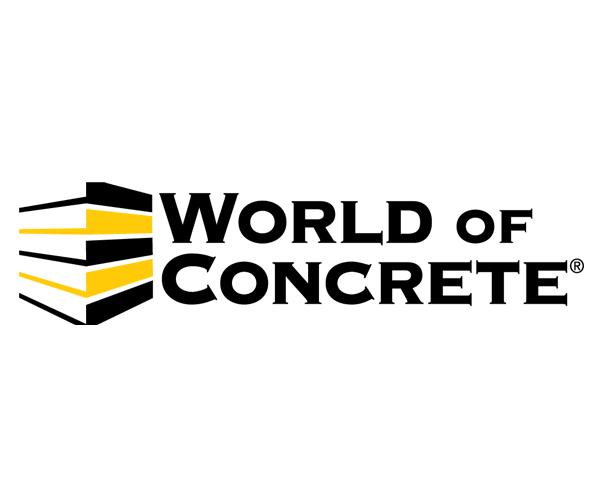 world-of-concrete-logo-design