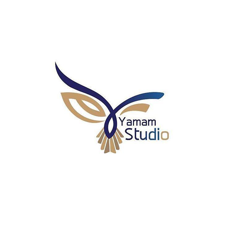 yamam Studio Logo In Arabic