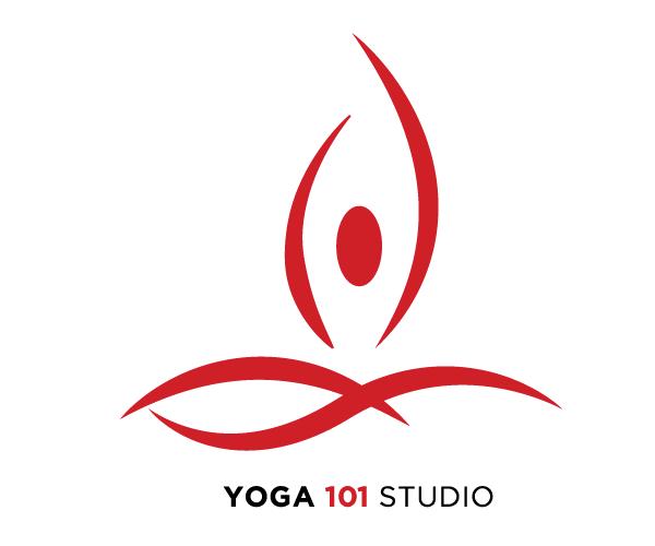 yoga-101-studio-logo-designer