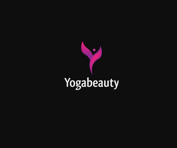yoga-beauty-logo-design