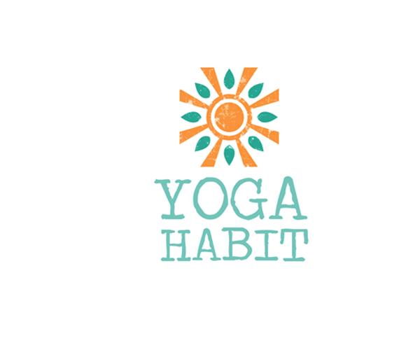 yoga-habit-logo-design