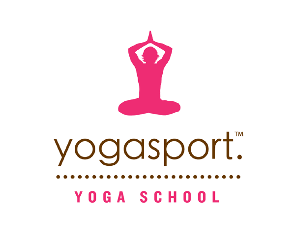 yoga-sport-school-center-logo-design