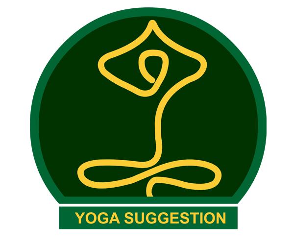 yoga-suggestion-logo-design
