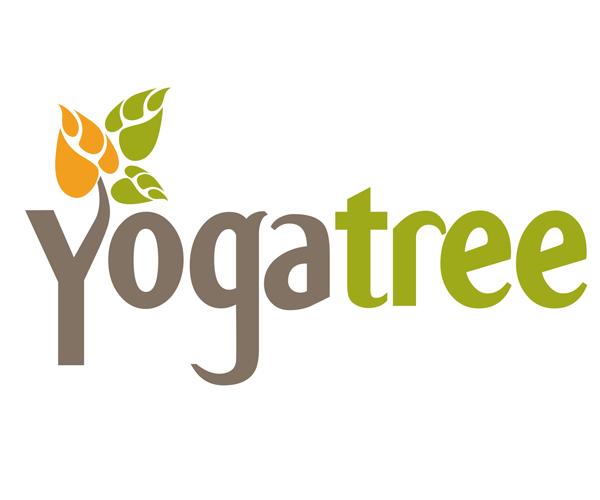 yoga-tree-logo-design