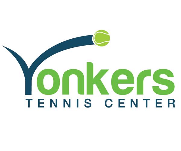 yonkers-tennis-center-logo-design