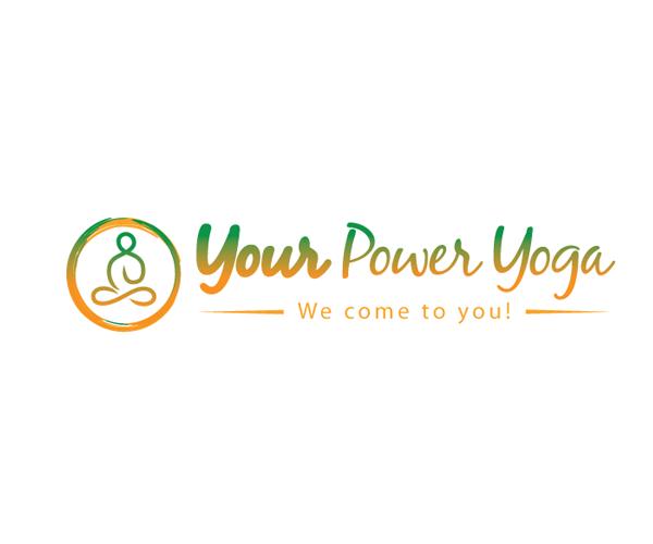 your-power-yoga-logo-design