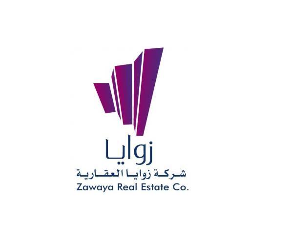 zawaya-real-estates-co-logo-in-arabic