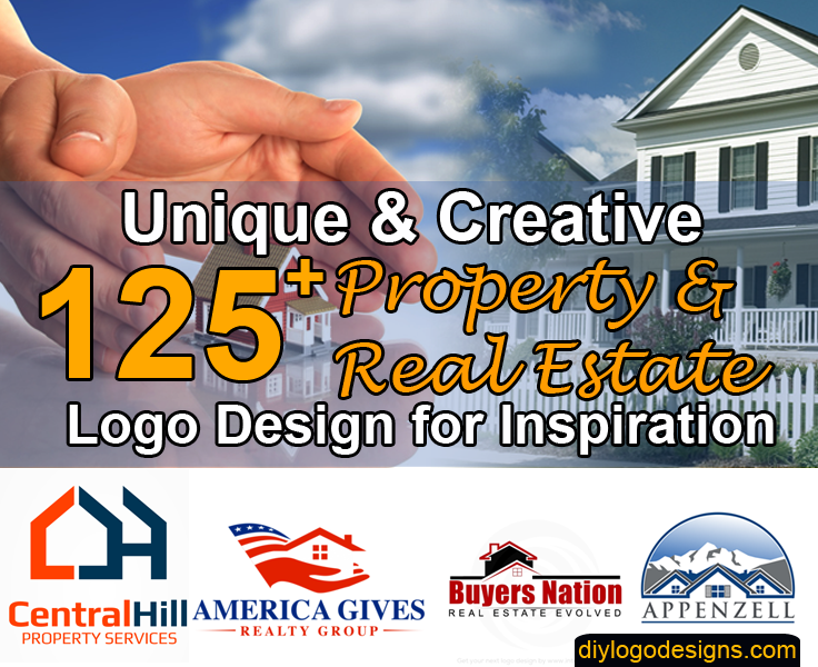 125+ Best Property & Real Estate Logo Design Inspiration