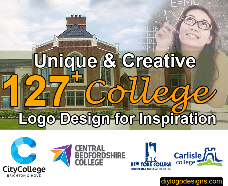 127+ Best College Logo Design Inspiration & Ideas