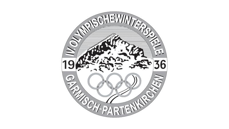 1936_Winter_Olympics_Garmisch_Partenkirchen_logo