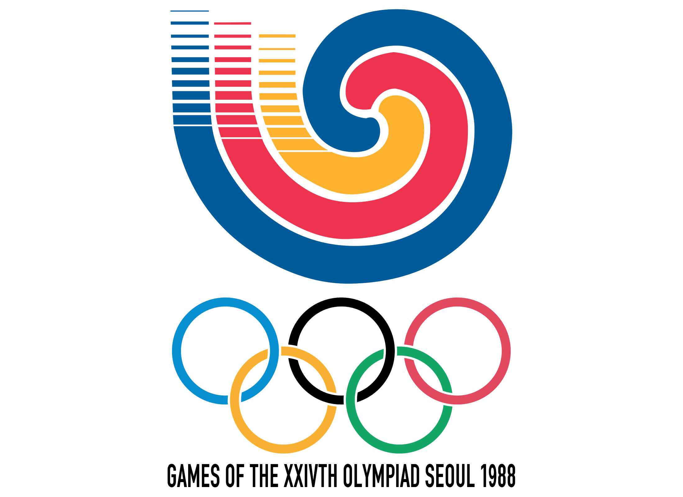 1988-Seoul-Summer-Olympic-Logo