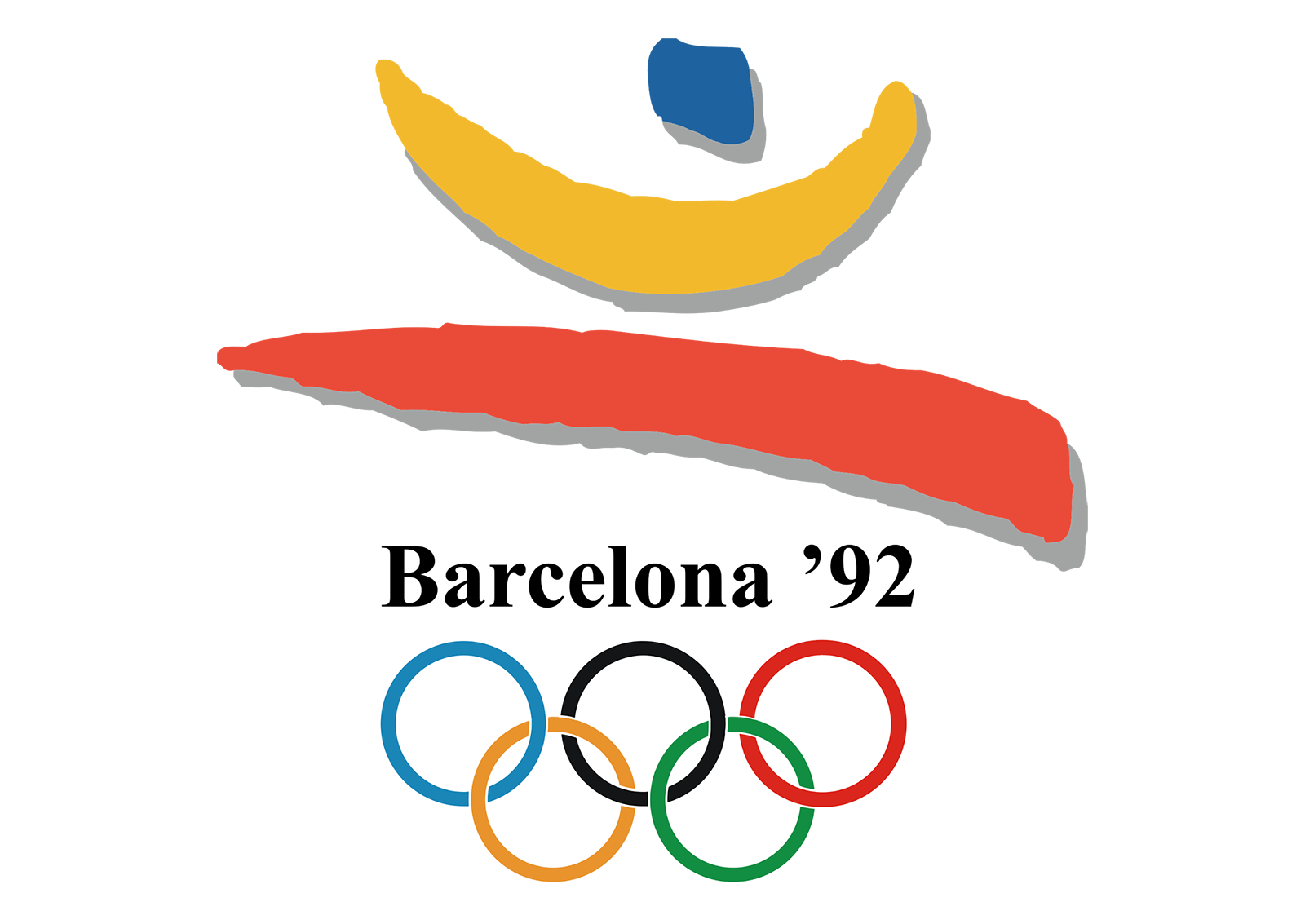 1992-Barcelona-Summer-Olympic-Logo