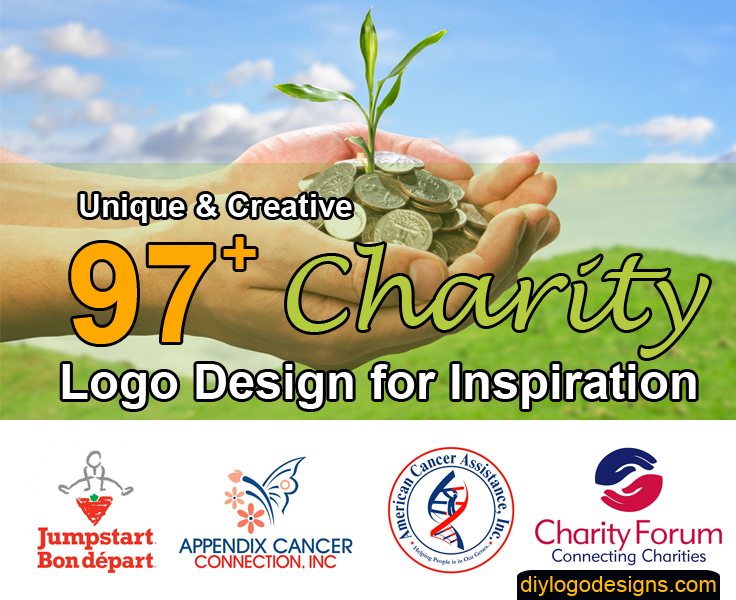 97+ Best Charity Logo Design Sample for Your Inspiration