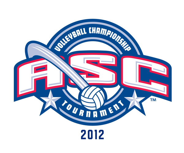 ASC-Volleyball-Championship-logo-design