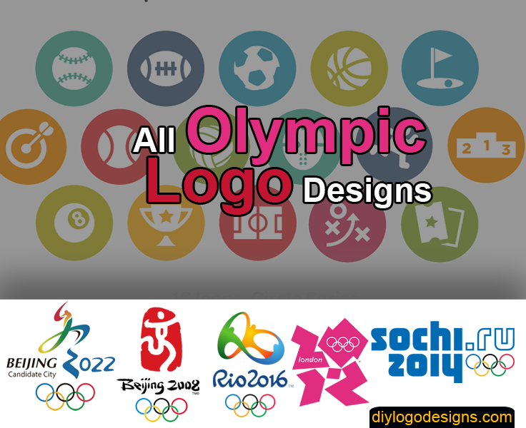 All Olympic Logo Designs Since 1924