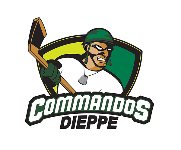 Dieppe-Commandos-Hockey-Club-logo