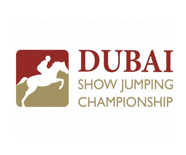 Dubai-Show-Jumping-horse-logo-design-2016
