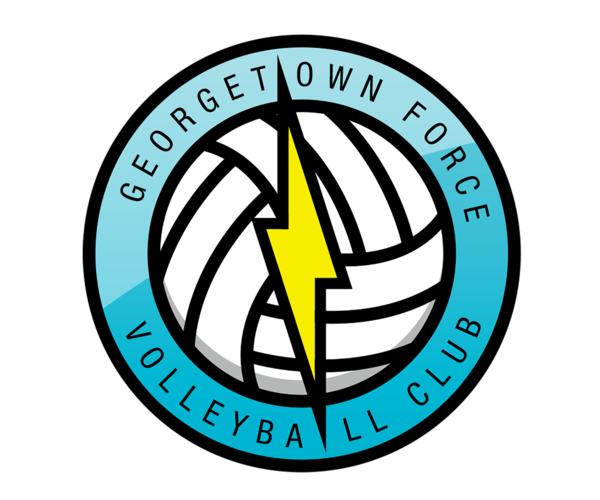 Georgetown-Force-logo-design
