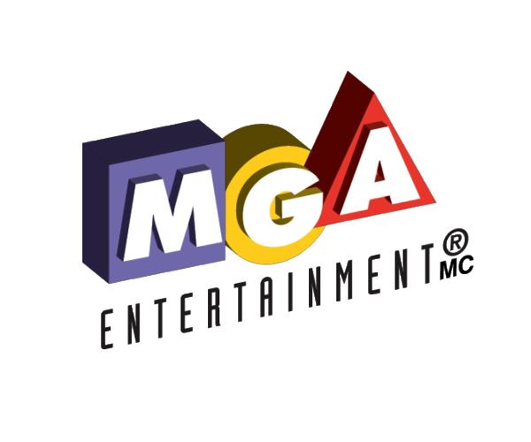 MGA-Entertainment-Company-Logo-design
