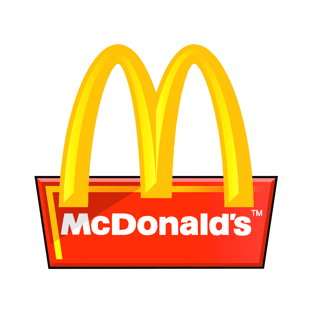 mcdonald logo png transparent background