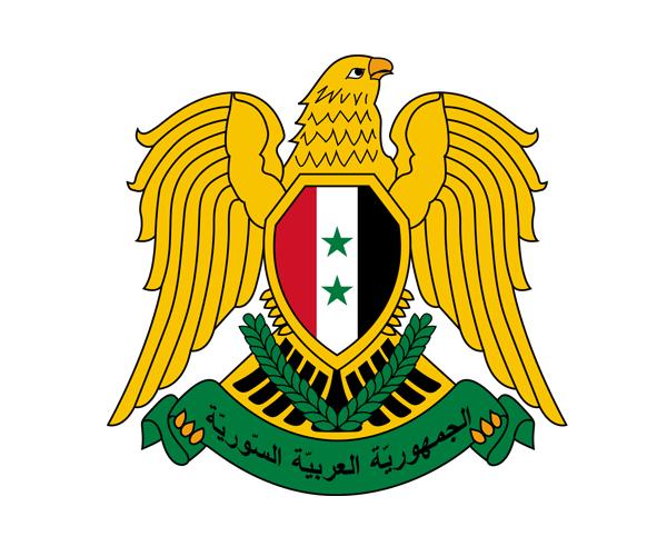 Syria-logo-design-eagle