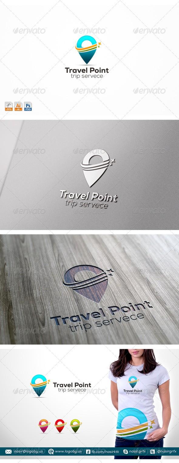 Travel-Point-logo-desin