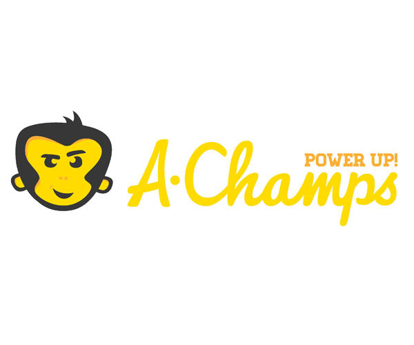 a-champs-logo-design