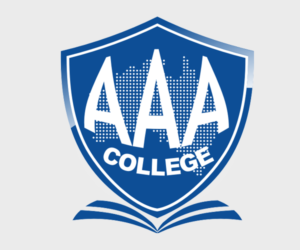 aaa-college-logo-design