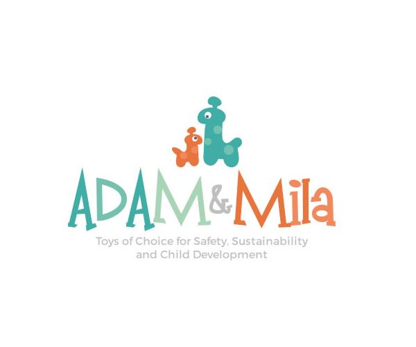 adam-and-mila-logo-design-toy