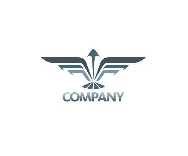 airline-company-logo-design-idea