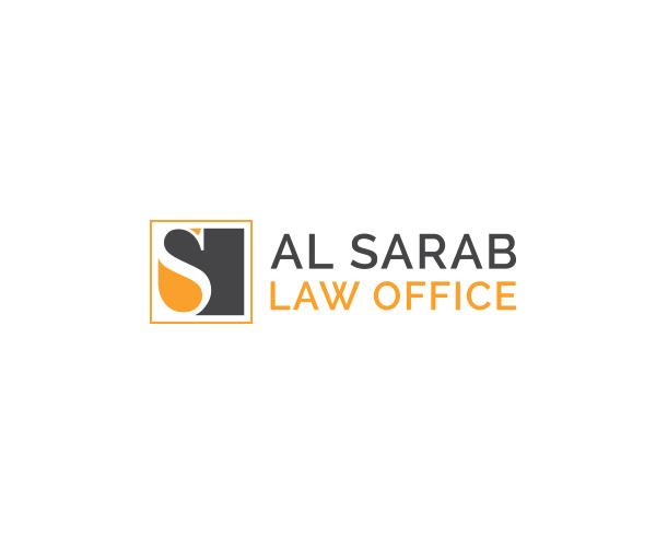al-sarab-law-office-logo-design