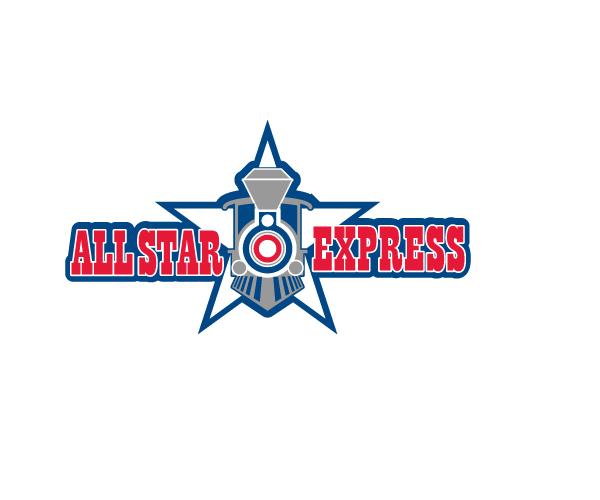 all-star-express-toys-logo-design