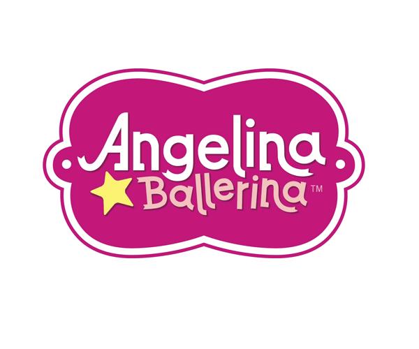 angelina-ballerina-logo-design