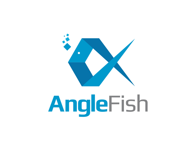 angle-fish-logo-design