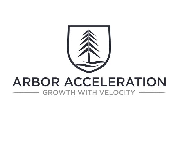 arbor-acceleration-logo-design