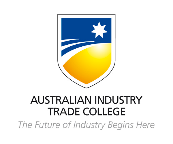 australian-industry-college-logo-design