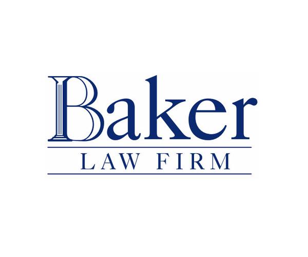 baker-law-firm-logo-design