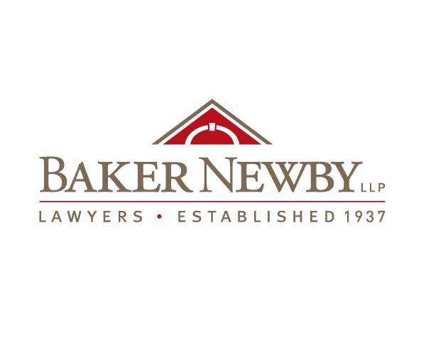 baker-newby-logo-design