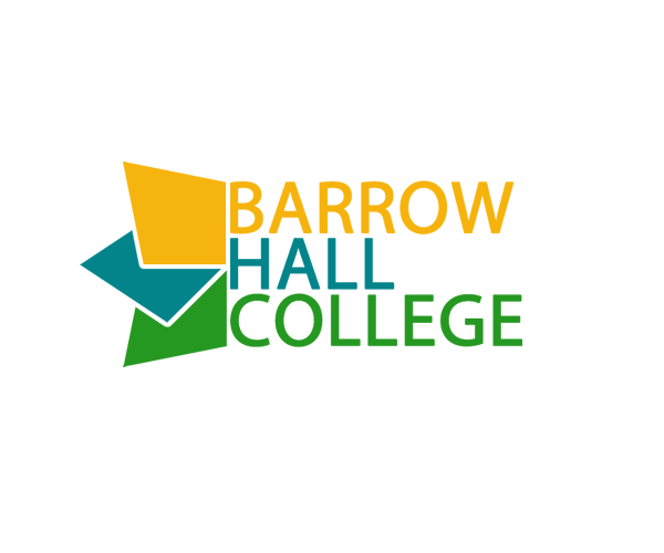 barrow-hall-college-logo-design