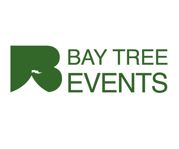 bay-tree-events-logo-design