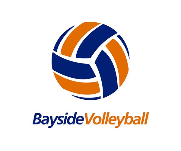 bayside-volleyball-logo-designer